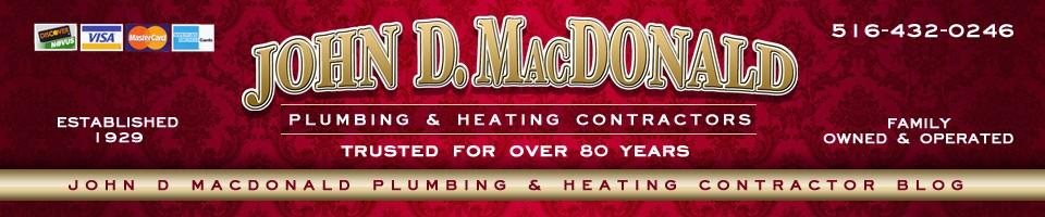 John D MacDonald Plumbing Blog - A Trusted Name in Plumbing for Over 80 Years